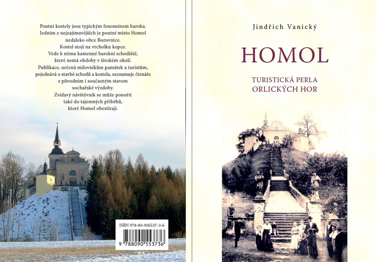 Kniha Homol