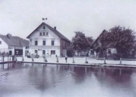 Lhoty u Potštejna v roce 1953