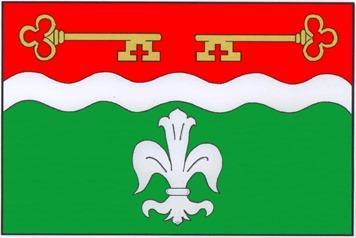 Lhoty u Potštejna - vlajka obce