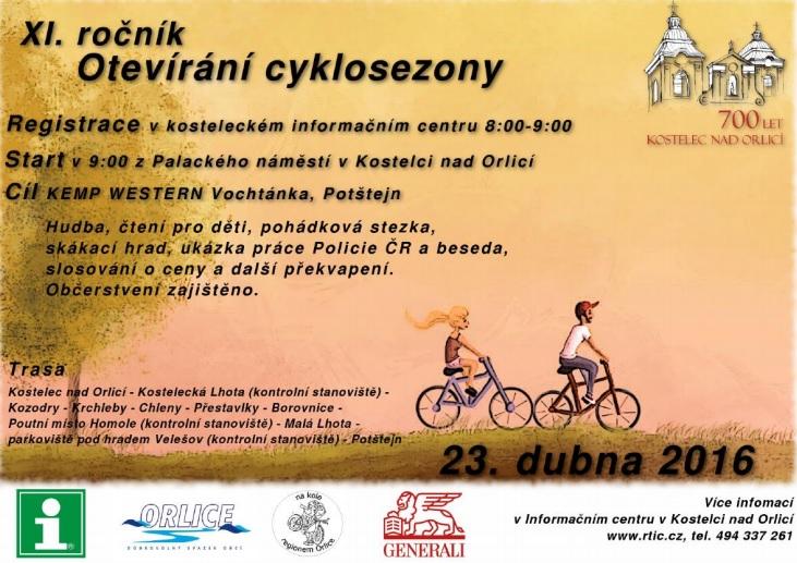 Cyklosezona 2016